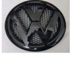 VW T5 Emblem Front in Klavierlack