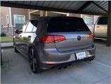 VW  Golf MK6 Heck Emblem Klavierlack