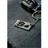 Audi S4 Schlüsselanhänger Carbon
