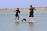 Stand up paddle 11 août