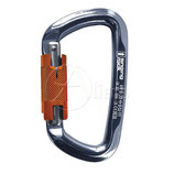 Singing Rock D Twist Alukarabiner 30 KN
