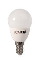 Calex LED Standart Lampe, 5 Watt, 220~240Volt,  E14, P45