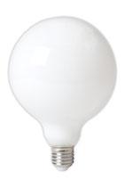 Calex Filament LED Globe 125 Softline, 6 Watt, 240 Volt,  E27
