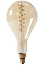 "Giant XXL E27 Filament ""Splash Lampe"", 4 Watt, 230 Volt , E27"