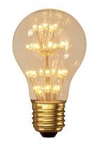 Calex Pearl LED Standart Lampe, 1,5 Watt, 220~240Volt,  E27