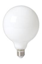 Calex Filament LED Globe 125 Softline, 8 Watt, 230 Volt,  E27
