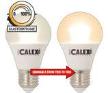 Calex Dimm-to-warm Standard Lampe, 7 Watt, 220~240Volt, E27