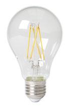 Calex Filament LED Standart Lampe, 8 Watt, 230 Volt,  E27