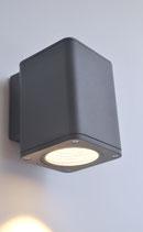 Wandleuchte Rho, fokusierter Lichtaustritt medium LED 12Watt, 800 Lumen, IP54
