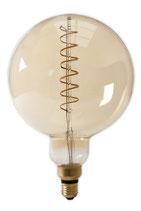 """Giant XXL E27 Filament """"Megaglobe Lampe"""", 4 Watt, 230 Volt"""
