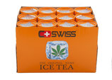 C-SWISS Cannabis Eistee 250ml x 12