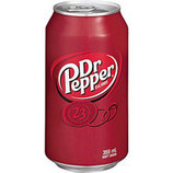 DrPepper Original  355ml US Can