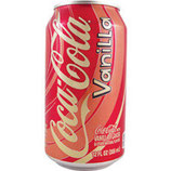 Coca Cola Vanilla 355ml US Can