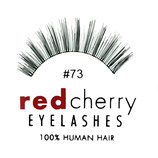 2x Red Cherry Wimpern 73