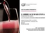 LAMBRUSCO MARATONA - con la Presidente AIS Emilia ANNALISA BARISON