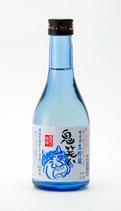 純米酒 鬼笑い 生貯蔵酒300ml
