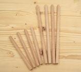 Ersatz Holz-Stelzen