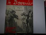 Honore Daumier - Gegen den Krieg