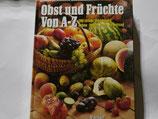 Obst und Früchte von A-Z