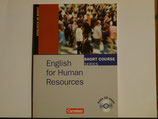 English for Human Ressorces