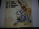 Funkkolleg - Moderne Kunst  Brief 0,1,2