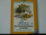 Ursel Scheffler - Aätze - das Hosenmonster