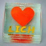 Paperweight - Herz-lich