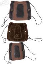 Bracelet Deluxe en cuir BUCK TRAIL à lacet