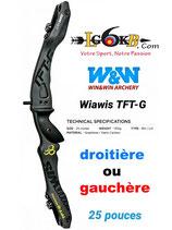 Poignée W&W Wiawis TFT-G