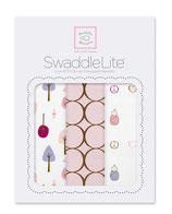 "Swaddle Lite ""Cute & Calm"" pastel pink"