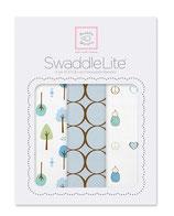 "Swaddle Lite ""Cute & Calm"" pastel blau"