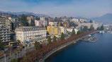 Lussuoso appartamento 5 locali, vista lago, centro Lugano