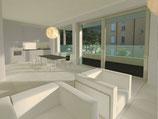 Nuovi Appartamenti Residenza Gentilino, Cllina d'Oro, Lugano