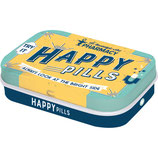 Happy Pills   Mint Box  4x6x1,6cm  /  81330