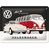 VW - Meet the Classics  15x20cm  /  26246