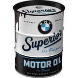 BMW - Superior Motor Oil Spardose 9,3x11,7cm / 600ml / 31501