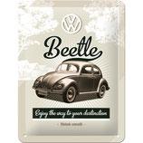 VW Retro Beetle  15x20cm  /  26129