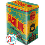GASOLINE  Best Garage  Vorratsdose L        10 x 14 x 20cm  3L