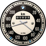 BMW - Tachometer  Wanduhr  31cm  /  51080