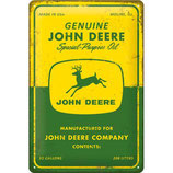 John Deere - Special Purpose Oil  20x30cm  /  22329