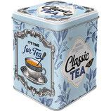 Classic Tea  Box  7,5 x 7,5 x 9,5cm  /  31302