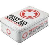 First Aid Kit, Nostalgic Pharmacy  Vorratsdose L  /  2,5L  /  30704