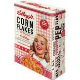 Kellogg`s - Girl Corn Flakes Collage  Vorratsdose XL / 4L / 30324