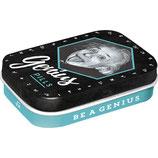 Einstein - Genius Pills  Mint Box 4x6x1,6cm  /  81394