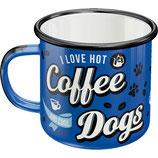Coffee Dogs   8x8cm, 360ml