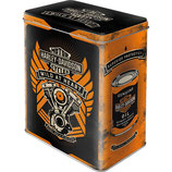 HARLEY DAVIDSON - Wild At Heart  Vorratsdose L  3L