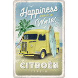 Citroen Type H - Happinesse Come In Wave  20x30cm  /  22327