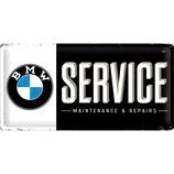 BMW - Service 50x25cm  /  27010