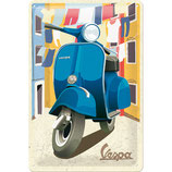 Vespa - Italian Laundry  20x30cm  /  22311
