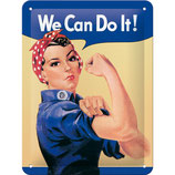We Can Do It  15x20cm  /  26120